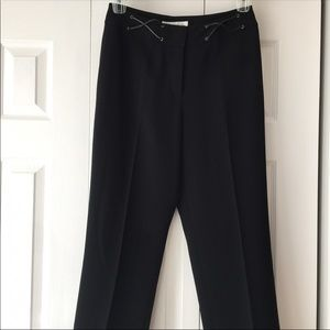 Jones NY Black Dress Pants